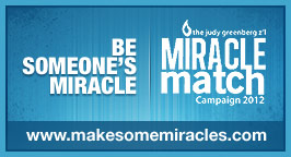 Miracle Match Campaign